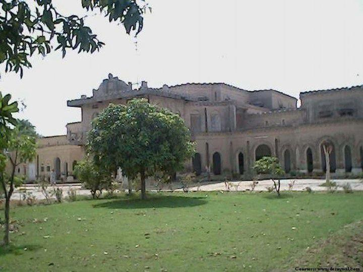 ALLAH NAWAZ CASTLE OF NAWABDERA BLESSED BY ALLAH